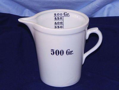 Kép Mensura V-500 ml