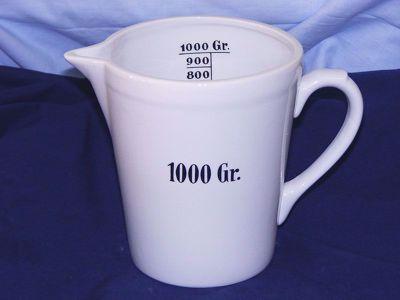 Kép Mensura V-1000 ml